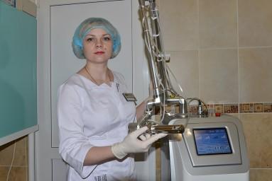 Фракционный фототермолиз в гинекологии